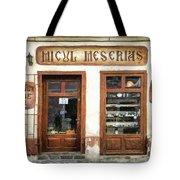 Little Craftsman' Shop - Micul Meserias Tote Bag