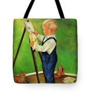 Little Craig Tote Bag