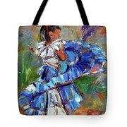 Little Dancer Tote Bag