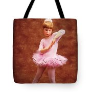 Little Dancer Tote Bag