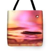Little Drop Of Water Tote Bag