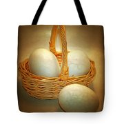 Little Egg Basket II Tote Bag