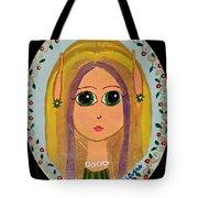 Little Elf Girl Tote Bag