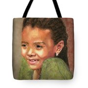 Little Evie Tote Bag