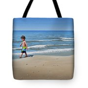 Little Explorer Tote Bag