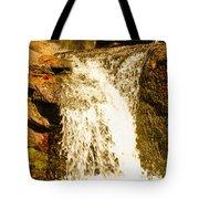 Little Falls Tote Bag by Tom Zukauskas