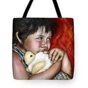 Little Fighter Tote Bag