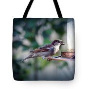 Little Friend Visitor Tote Bag