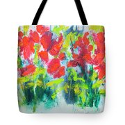 Little Garden 01 Tote Bag