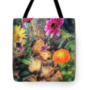 Little Garden Tote Bag