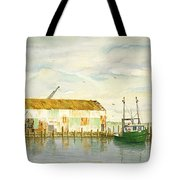 Little Giant Trawler Tote Bag