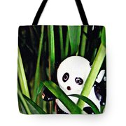 Little Glass Pandas 59 Tote Bag