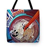 Little Glass Pandas 62 Tote Bag