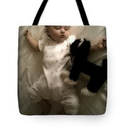 Little Goldenhair Tote Bag
