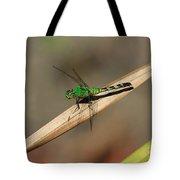 Little Green Friend Tote Bag