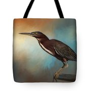 Little Green Tote Bag