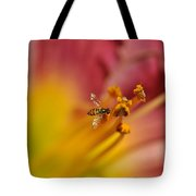 Little Hoverfly Tote Bag