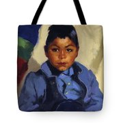 Little Indian Tote Bag