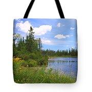 Little Iron Lake Tote Bag