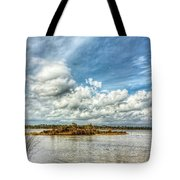 Little Island  Tote Bag