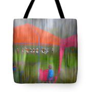 Little League Football Tote Bag