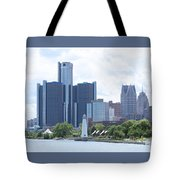 Little Lighthouse In The City Tote Bag