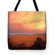 Little Lost Valley Tote Bag