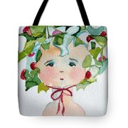 Little Miss Innocent Ivy Tote Bag