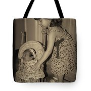 Little Mommy Tote Bag
