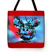 Little Mouse - Lead Crystal Tote Bag
