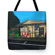 Little Oneroa Store Tote Bag