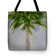 Little Palm Tree Tote Bag