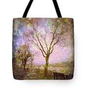 Little Pathways Tote Bag