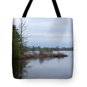 Little Peninsula Tote Bag