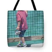 Little Photographer Tote Bag