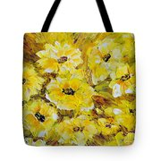 Little Piece Of Summer Tote Bag