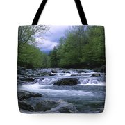 Little Pigeon River Tote Bag