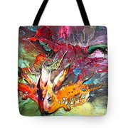 Little Red Dragonmaker Tote Bag