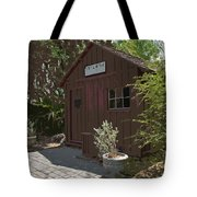 Little Red Schoolhouse Two Tote Bag