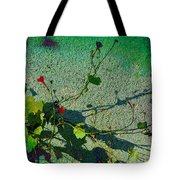 Little Red Trumpets Tote Bag