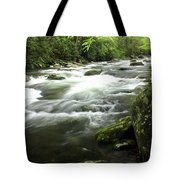 Little River 3 Tote Bag