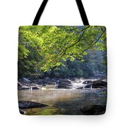 Little River Tote Bag