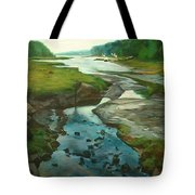 Little River Gloucester Tote Bag