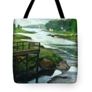 Little River Gloucester Study Tote Bag