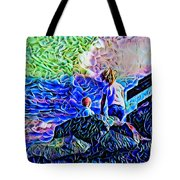 Little Rock Climbers Tote Bag