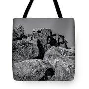 Little Round Top Gettysburg Tote Bag