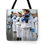 Little Sailors Tote Bag