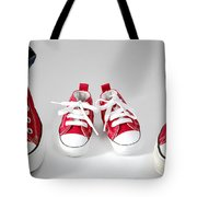 Little Shoes Tote Bag