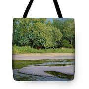 Little Sioux Sandbar Tote Bag