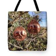 Elephant Earrings Tote Bag